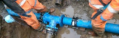 Water Mains Detection and Repair